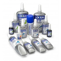ADESIVO AD INDURIMENTO UV 3022 LOXEAL ML.250